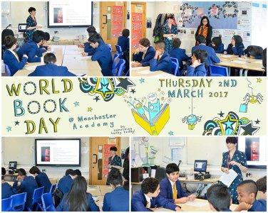 World Book Day 2017 - Manchester Academy